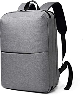 ZNBJBB One Pack Of Three Can Be One Shoulder And Shoulders Can Be Slanted Computer Bag, Notebook 14 15.6 Business Fashion ...