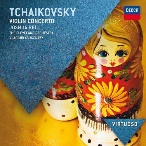 Joshua Bell, The Cleveland Orchestra & Vladimir Ashkenazy