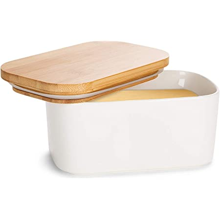 Butter Dishe with lid Larix