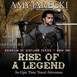 Rise of a Legend     Guardian of Scotland, Volume 1              By:                                                                                                                                 Amy Jarecki                               Narrated by:                                                                                                                                 Dave Gillies                      Length: 10 hrs and 28 mins     245 ratings     Overall 4.2