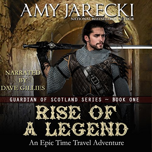 Rise of a Legend     Guardian of Scotland, Volume 1              By:                                                                                                                                 Amy Jarecki                               Narrated by:                                                                                                                                 Dave Gillies                      Length: 10 hrs and 28 mins     7 ratings     Overall 3.9