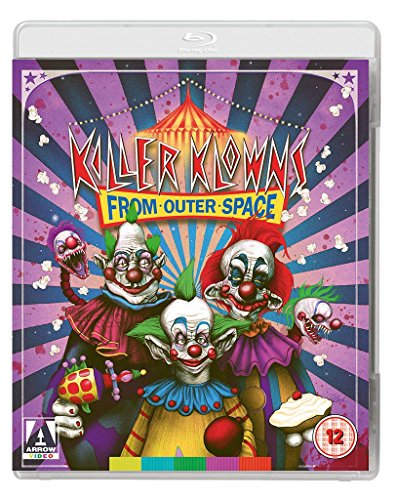 Killer Klowns from Outer Space [Region B] [Blu-ray]
