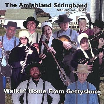 Walkin` Home From Gettysburg