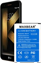 Best lg k20 v battery life Reviews