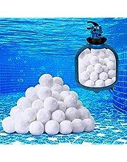 500 g filterballen, zwembadfilterballen, filterballen zwembad, filterballen voor zandfiltersystemen, kwartszand filterbal, cartridgefilter, filtermateriaal vervangen, filterinstallatie-accessoires, zandfilterinstallatiesystemen
