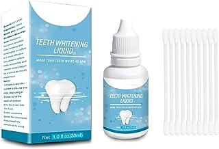 Teeth Whitening Sensitive Essence Teeth, Teeth Whitening Essence Oral Oral Liquid, Cleaning Serum Remove Plaque Stains, Or...