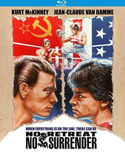 No Retreat No Surrender (1986) [Edizione: Stati Uniti] [Italia] [Blu-ray]