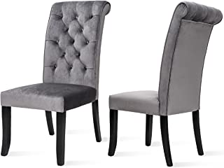 Best armless dining chairs Reviews