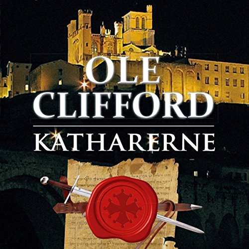 Katharerne audiobook cover art