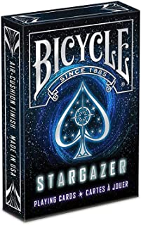 Bicycle Stargazer Deck Poker Size Standard Playing Cards Magic Cards Props Close Up Magic Tricks for