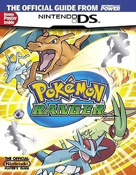 Official Nintendo Pokémon Ranger Player's Guide 1598120115 Book Cover