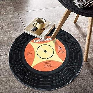 Tapis Rond Nordique Moderne Simple Table Basse Chambre Salon Tapis De Chevet Maison Ordinateur Chaise Tapis