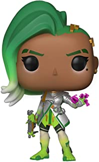 Funko Pop! Juegos: Overwatch Sombra (piel brillante) Exclusiva de Spring Convention