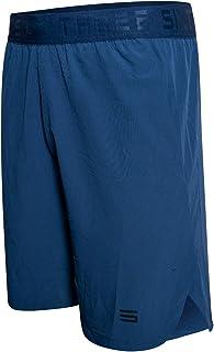 شورت رياضي للرجال من دراي فيت - شورت رجالي للجري - ماص للرطوبة مع جيوب وحاشية جانبية