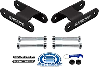 Supreme Suspensions - Rear Leveling Kit for Chevy Colorado 2