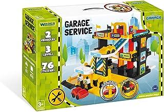 Wader 50460 Service garaż na trzech poziomach z windą, obszar serwisowy i dwa pojazdy, od 3 lat