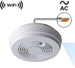 side view smoke detector hidden camera