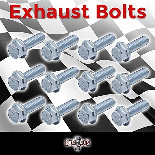 1999-2010 GMC Chevrolet Cadillac Truck Exhaust Manifold Bolts 03413B