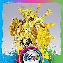 Linker Wish Instock Original Tamashii Nations Saint Seiya EX Libra Dohko God Cloth SOG Action Figure Myth Metel Armor Toys Figure