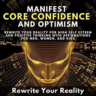 Manifest Core Confidence and Optimism cover art