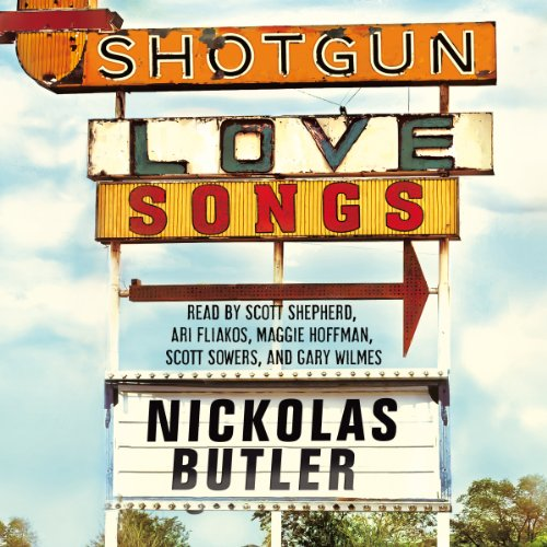 Couverture de Shotgun Lovesongs