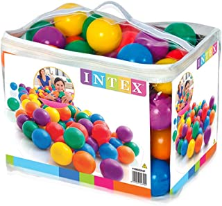 Intex Ball Toy Fun Balls (100pieces) -49600