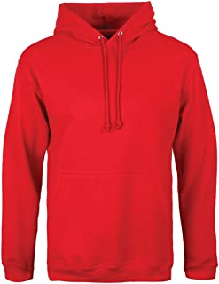 Men's Capsule Gang Back Print Hoodie Red
