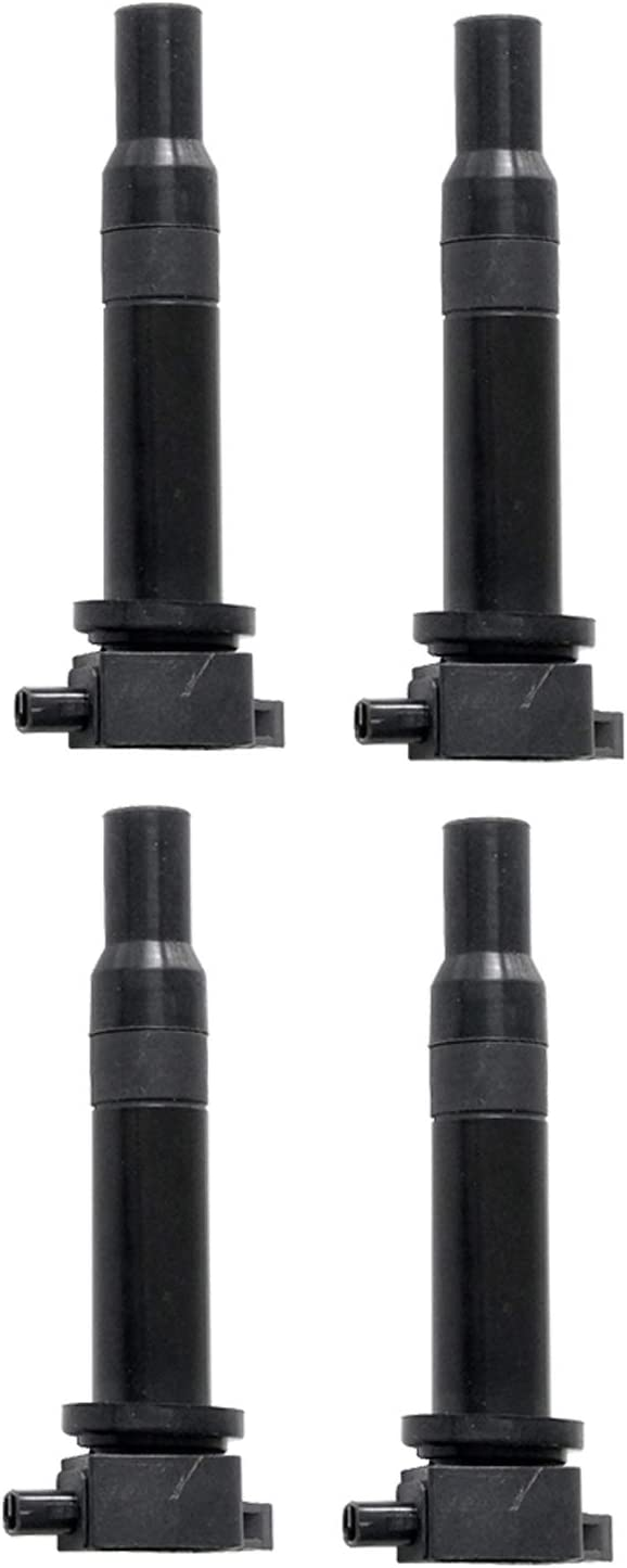 IRONTEK Ignition Coil Pack Clearance SALE! Limited time! of 2006-2009 Trust with for 4 Compatible