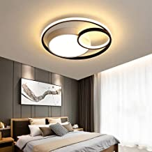Led Ceiling Chandelier Lights for Living Room Bedroom Dining Study Room Luminaires Lamp Home Circle Lighting Fixtures