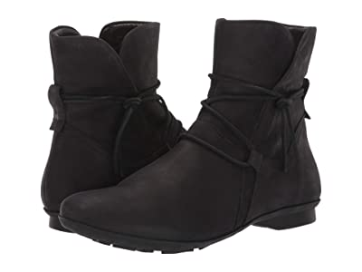 Think! Keshual Ankle Boot 85127 (Black) Women
