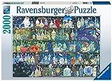 Ravensburger Venenos y pociones Puzzle 2000 Pz, Puzzle para adultos