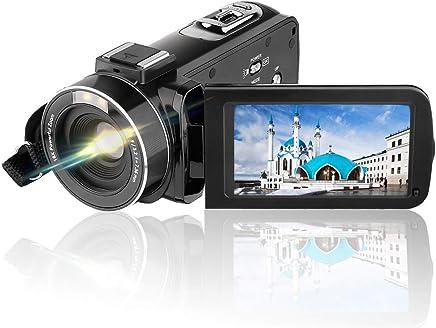 Video Camera Camcorder AiTechny HD 1080P 24.0MP Digital...