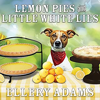Lemon Pies and Little White Lies audiobook cover art