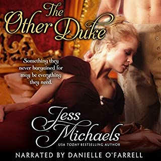 The Other Duke audiobook cover art