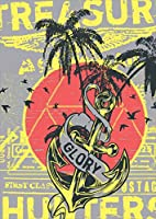 igsticker ポスター ウォールステッカー シール式ステッカー 飾り 1030×1456㎜ B0 写真 フォト 壁 インテリア おしゃれ 剥がせる wall sticker poster 006114 アニマル その他 イラスト 海