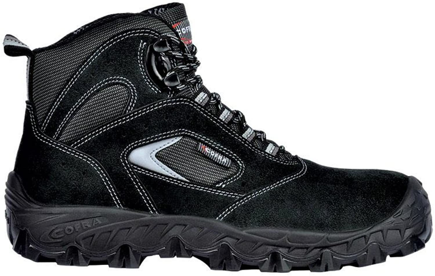 Cofra New Egeo Safety Boots