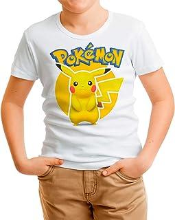 Camiseta Niño - Unisex Pokémon, Pikachu