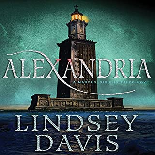 Alexandria     A Marcus Didius Falco Mystery              By:                                                                                                                                 Lindsey Davis                               Narrated by:                                                                                                                                 Christian Rodska                      Length: 11 hrs and 16 mins     161 ratings     Overall 4.3