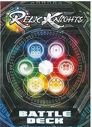 Relic Knights: Dark Space Calamity: Esper Deck
