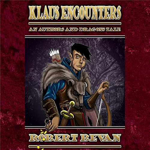 Klaus Encounters: The Legend of Klaus Richter audiobook cover art