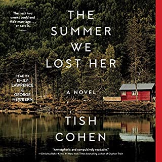The Summer We Lost Her audiobook cover art