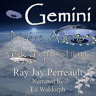 Gemini audiobook cover art