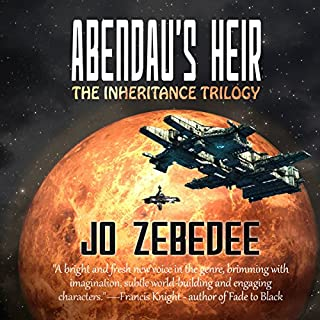 Abendau's Heir audiobook cover art