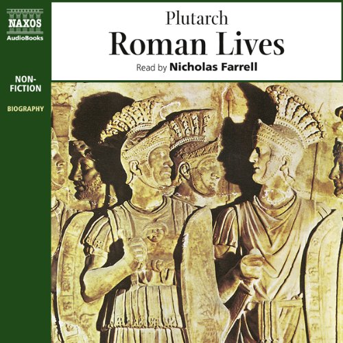Roman Lives (Unabridged Selections) audiobook cover art