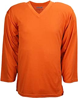 TronX Hockey Practice Jersey (Orange)