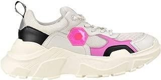 MOA Luxury Fashion Womens MCGLCAK0000B7035E White Sneakers | Season Outlet