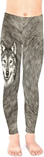 Best wolf print leggings Reviews