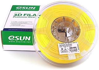 esun Pla Filament yellow color 1.75 mm 1Kg