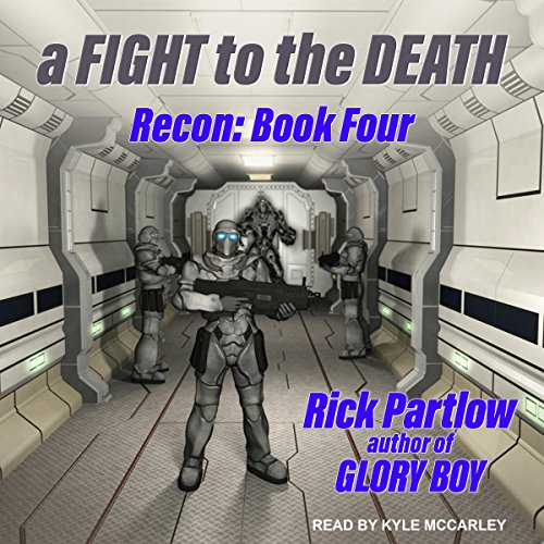 A Fight to the Death audiobook cover art