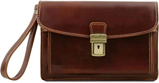 Tuscany Leather Max Borsello a mano in pelle